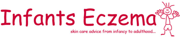 Do infants grow out of eczema